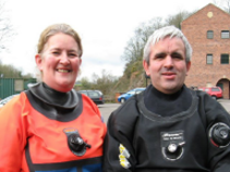 Alsion and Mark AM Divers, Hull